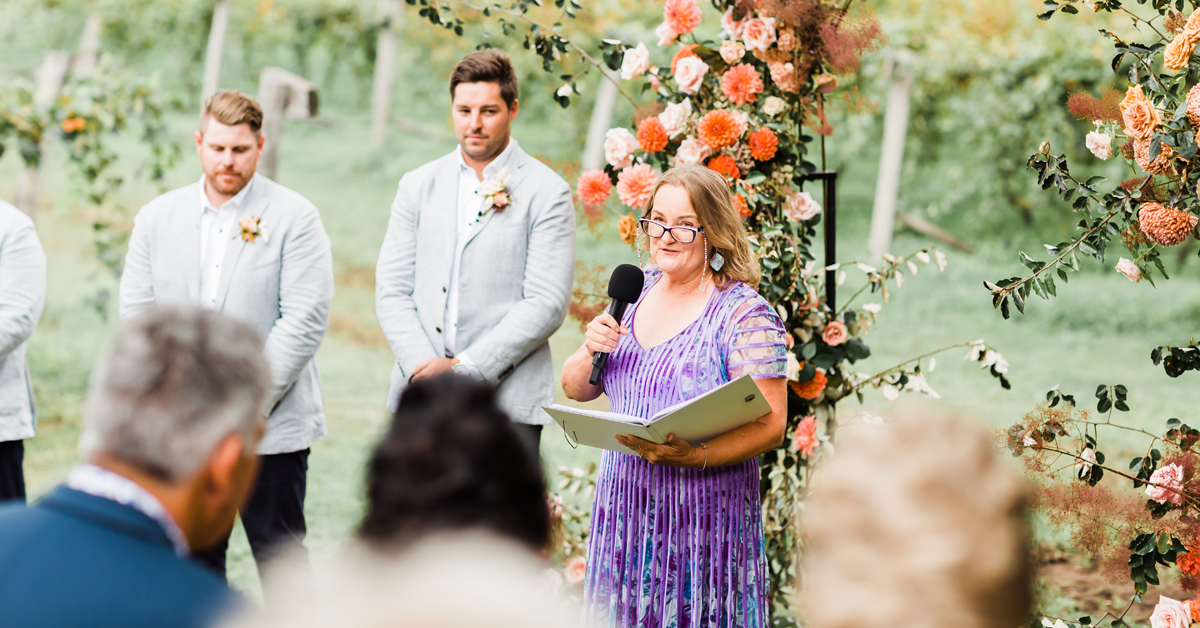 Abby Buckley  |  Our Family Celebrant  |  Adelaide to Barossa